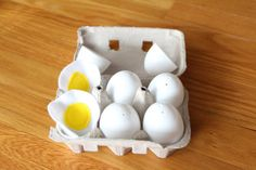 20% OFF Easter Sale  Set of 6 Realistic White by FarmFreshFeltToys
