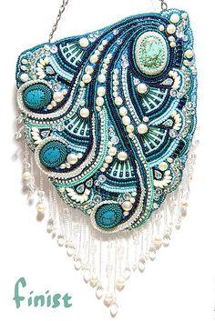 Beautiful Jewelry By Tatiana Konstantinova   Beads Magic
