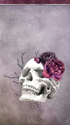 wallpapers in 2019 анатоми Skull Artwork, Skull Painting, Skull Wallpaper, Cool Wallpaper, Halloween Backgrounds, Halloween Wallpaper, Phone Backgrounds, Wallpaper Backgrounds, Gothic Aesthetic