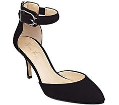 Dressed to impress - complete your look with these fabulous leather pumps by @marcfisher