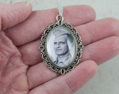Items similar to Memorial Keepsake Bouquet Charm on Etsy