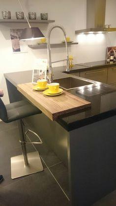 Stenstorp kücheninsel gebraucht  Original Bulthaup System B3- Thekenplatte für Kücheninsel in ...
