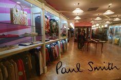 Paul Smith location at Oriental Plaza, Beijing