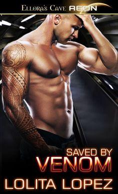 Saved By Venom (Grabbed #3) Available Nov 29, 2013!