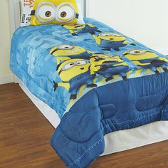 Childrens, Kids, Toddlers, Twin Size Bedding Comforter Sets