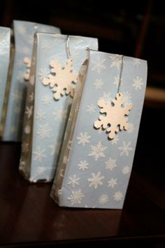 Frozen Birthday Party-Favors