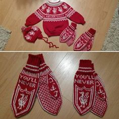 En pakke med gjøres klar for send 1129224911067658827 - Hello Knitting Patterns Free, Baby Knitting, Free Pattern, Liverpool Fc, Kids And Parenting, Barn, Photo And Video, How To Wear, Gifts