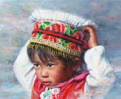Barry Yang -- Chinese Portrait painter