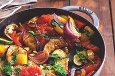 44 nej receptů s cuketami Kung Pao Recept, Kung Pao Chicken, Paella, Vegetarian Recipes, Menu, Ethnic Recipes, Fit, Recipes