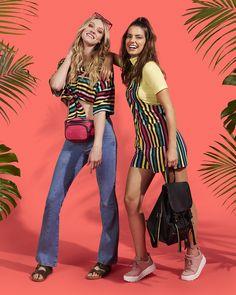 #VemProvar Neon, Style, Fashion, 1980s, Diy, Shoes, Seasons, Bags, Dressmaking