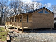 Building A Small Cabin, Small Cabin Plans, A Frame House Plans, Small Log Cabin, Metal Building Homes, Modular Log Cabin, Modular Home Plans, Modular Homes, Barn Homes Floor Plans