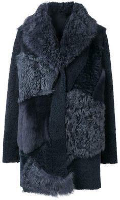 Drome Reversible Shearling Coat - Farfetch 3cc22e8d2