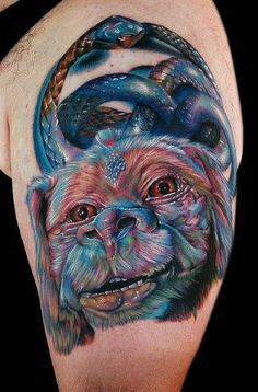 Falcor from Never Ending Story