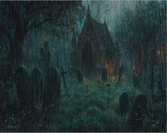Ghost & Graveyard Graphics