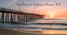 "WELCOME TO VIRGINIA BEACH, VA!  The Friday blog series, ""Welcome to Our Town"", introduces you to different towns/areas in Maryland, Washington, D.C. and Virginia. When contemplating purchasing a new home, it's always good to do your research on the area.  We hope this blog helps you to choose your forever home in a fun and exciting town that you love...and when you find it, give us a call to discuss your financing options.  HERE YOU WILL FIND JUST A FEW OF OUR FAVORITE PLACES AND SPACES!"