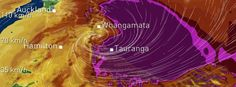 DEVELOPING: Dangerous Cyclone Takes Aim At New Zealand