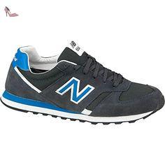 420, Chaussures de Running Entrainement Mixte Adulte, Multicolore (Black 001), 36 EUNew Balance