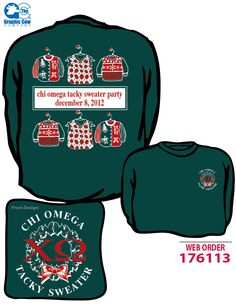 1000 images about sorority shirts christmas on for Tacky t shirt ideas