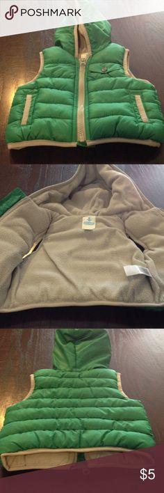 Old navy 3-6 vest Old navy 3-6 vest Jackets & Coats Vests