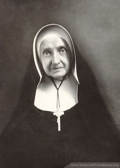 Mother Mary Ephrem was general superior of the Sisters of Providence from 1874-1883