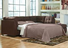 Maier Walnut Right Arm Facing Chaise End Sleeper Sectional, /category/living-room/maier-walnut-right-arm-facing-chaise-end-sleeper-sectional.html
