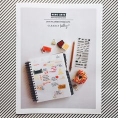 """""""Hey, planner people! I'm at a rep show this weekend debuting my new line of Clearly Kelly planner products. Thirteen stamp sets + four ink packs coming…"""""""