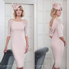 ***COMING SOON*** A sneak peek at some of the stunning outfits due into us in Jennys Dunshaughlin & Malahide shorty. This one is from John… Mother Of Bride Outfits, Mother Of Groom Dresses, Mothers Dresses, Dress For Short Women, Short Dresses, Dresses For Work, Formal Dresses, Lovely Dresses, Elegant Dresses