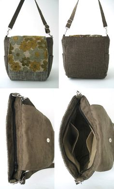 purse backpack converts to crossbody messenger bag by daphnenen