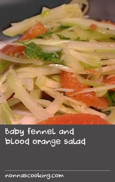 Best Baby Fennel Recipe on Pinterest