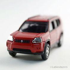 #TAKARATOMY #Tomica #75 #Nissan X-TRAIL