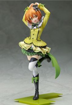 33.11$  Watch now  - Love Live Birthday Figure Project hoshizora Rin 1/8 scale figure Japan NEW Christmas Child Gift