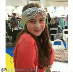 Make a statement with a sparkley headband !Visit www.Frankiesonthepark.com or stop by our Chicago or Santa Monica stores!
