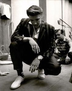 Le King, Elvis Presley -