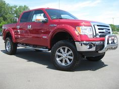 2012 Ford F150 Rocky Ridge Altitude Package Lifted Truck.