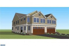 HOME FOR SALE- ENTOURAGE ELITE REAL ESTATE- 1020 MOUNT PLEASANT AVE, LOT 1, WAYNE, PA 19087  ACT NOW AND PICK YOUR FINISHING TOUCHES ! NEW CONSTRUCTION