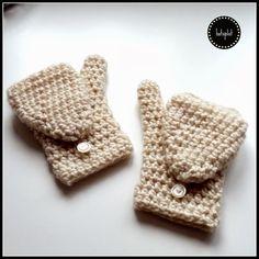 Rękawiczki 2 w 1