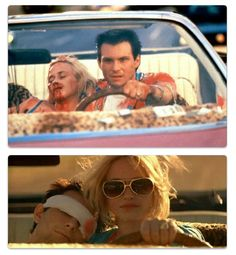 Alabama & Clarence, True Romance (1993)