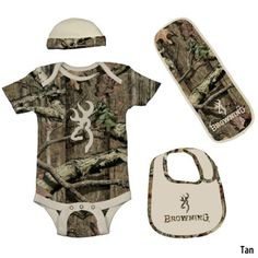 Gander Mountain® > Browning Baby Camo Set - Apparel > Kids Apparel > Infant / Toddler Apparel :