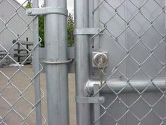 Recommendation Chain Link Gate Locking Systems And Lock