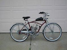 Simpson Motor Bikes