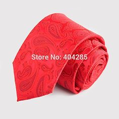 2016 New men ties adult neck tie set cufflinks hankies wedding business red necktie Handkerchiefs