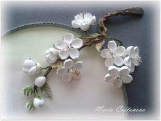 Quilling Seasons: Сакура или вишнев цвят - II частSakura or Cherry b...