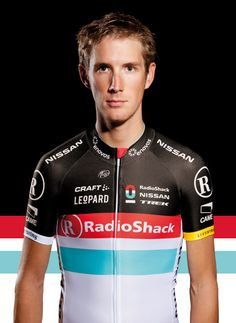 #2: Andy Schleck   RADIOSHACK NISSAN TREK.  Get well, Andy. Miss you at 2012 Tour de France.