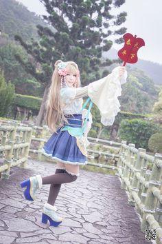 Kotori - Kotori Minami Cosplay Photo - Cure WorldCosplay