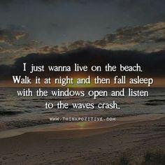 Life quotes & inspiration : just nothing like the beach and ocean to Mantra, Beach Walk, Ocean Beach, Beach Bum, Summer Beach, Ocean Waves, Sunny Beach, Ocean City, Summer Days