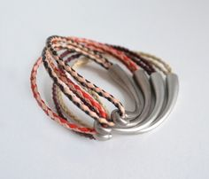 Bex Contrast Bracelets - these are super cool for a guy or gal!!