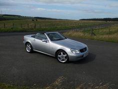 #Mercedes #slk #convertible