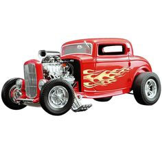 Ford Classic Cars, Classic Trucks, Wheels And Tires, Hot Wheels, 1932 Ford Roadster, Hemi Engine, Tactical Gloves, Rubber Tires, Diecast Model Cars