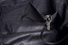 Bags Black Shabby