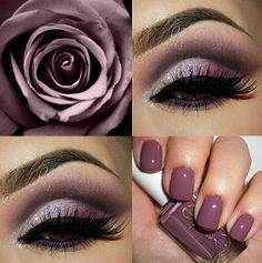 14 Step By Step Fall Eye Makeup Tutorials! 14 Step By Step Fall Eye Makeup Tutorials! 14 Step By Step Fall Eye Makeup Tutorials! 14 Step By Step Fall Eye Makeup Tutorials! Fall Eye Makeup, Skin Makeup, Plum Makeup, Pretty Makeup, Love Makeup, Sleek Makeup, Stunning Makeup, Perfect Makeup, Lila Palette